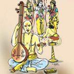 ಮಹಾನ್ ವಾಗ್ಗೇಯಕಾರಶ್ರೀ ತ್ಯಾಗರಾಜರು
